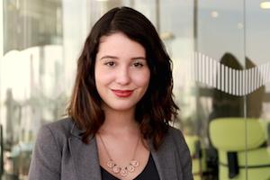 Imagem do retrato de Thaís Dantas.Advogada graduada pela Faculdade de Direito da Universidade de São Paulo (USP) e conselheira do Conselho Nacional de Direitos da Criança e do Adolescente (Conanda).