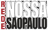 Imagem do Logo da  Grupal com o texto  Rede nossa São Paulo .