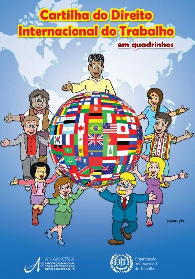 Cartilha do Direito Internacional do Trabalho em quadrinhos