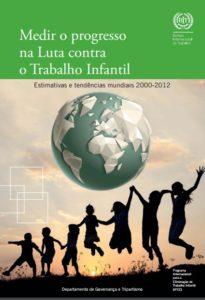 """Capa do livro """"Medir progresso na luta contra o trabalho infantil"""""""