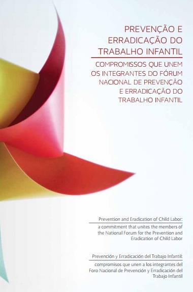 Prevenção e erradicação do trabalho infantil
