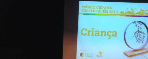Tietê (SP) vence o Prêmio Cidade da Criança