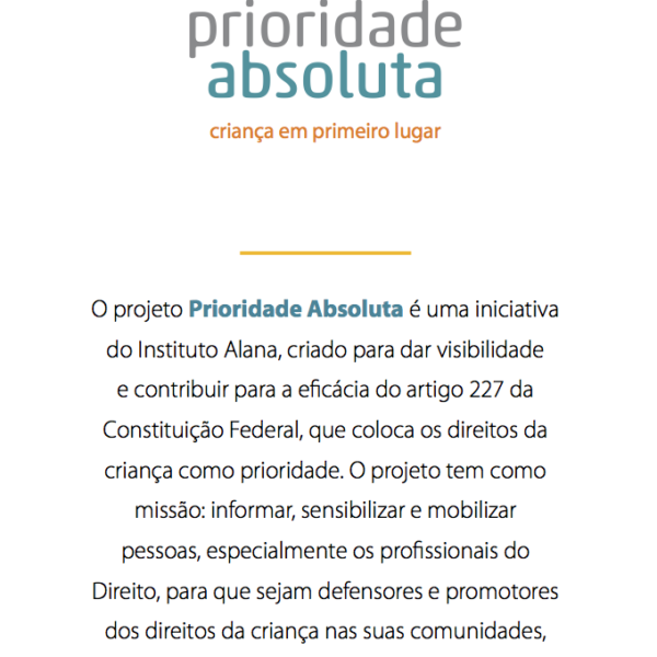 Folder Prioridade Absoluta