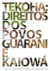 Imagem de um cartaz com o texto  Tekoha: Direitos dos povos guarani e Kaiowá.
