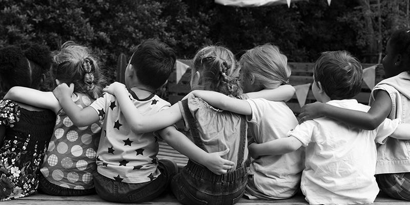 Crianças são o grupo mais vulnerável em períodos de crise ...