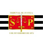 Logo do Tribunal da Justiça SP  frase: 3 de fevereiro de 1874